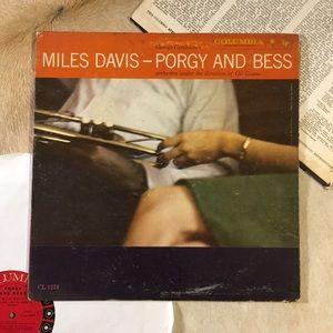 "Miles Davis - ""Porgy And Bess"" Vinyl LP"